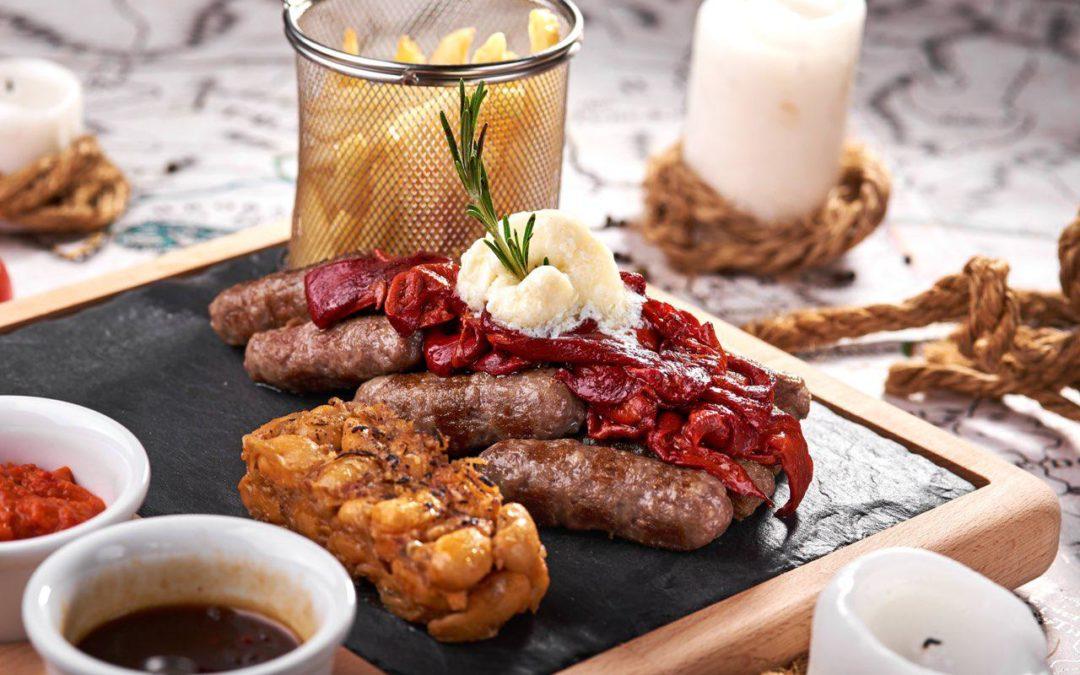 Історія та особливості балканської кухні
